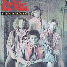 Love (Arthur Lee) - Four Sail - Álbum LP - 1969