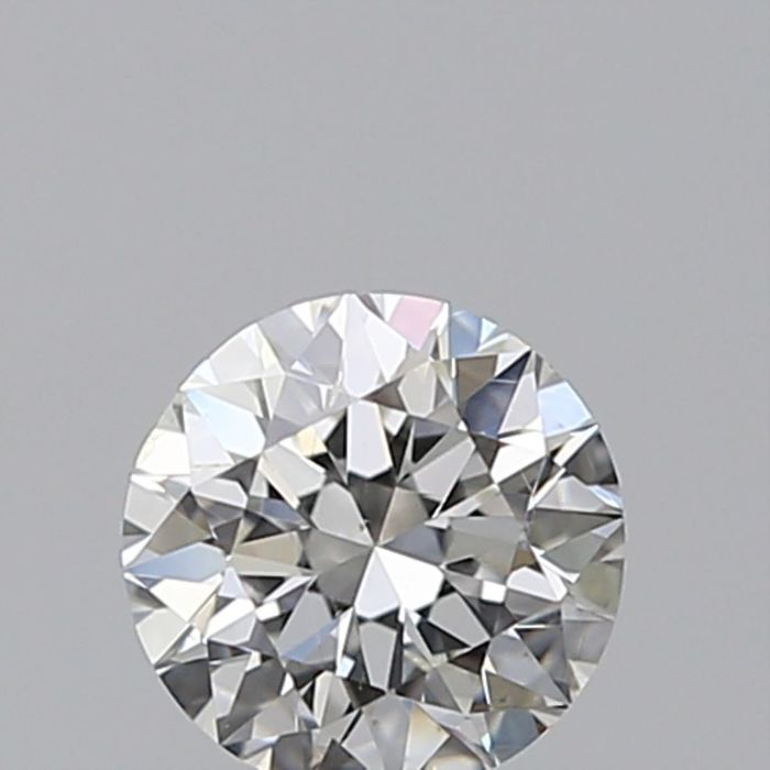 1 pcs Diamant - 0.40 ct - Briljant - H - SI1, ***no reserve***