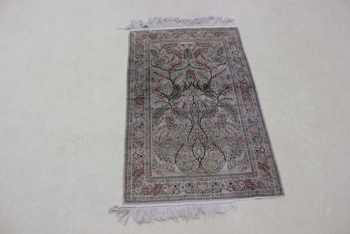 Hereke - Carpet - 124 cm - 79 cm