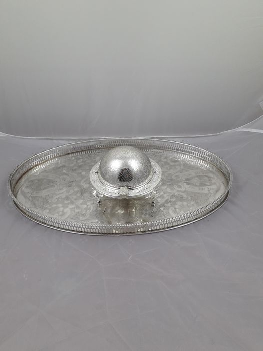 viners of sheffield  - Tray (2) - Silverplate