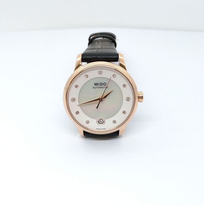 Mido - Baroncelli Lady Date - M039.207.36.106.00 - Mujer - 2011 - actualidad