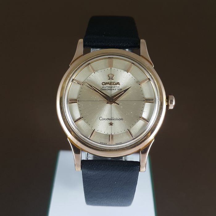 Omega - Constellation Pie-pan Dial  - 14381.82 SC - (Cal. 551) - Hombre - 1962