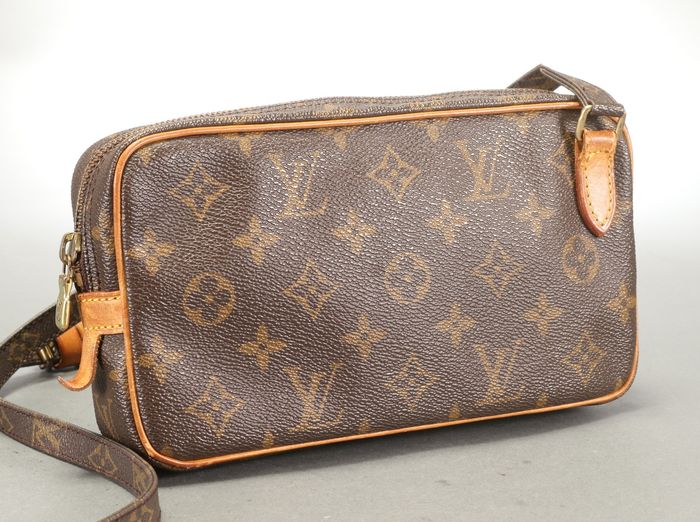 Louis Vuitton - L13-4 Pochette Marly Bandouliere M51828 Monogram Shoulder bag Crossbody bag