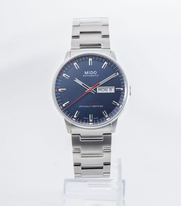 Mido - Commander Chronometer Men's watch - M021.431.11.041.00 - Men - 2011-present