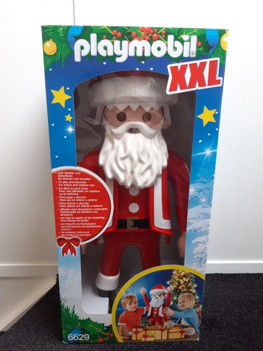 Playmobil - XXL - 6629 - Mannequin Santa Claus - 2000-present - Germany