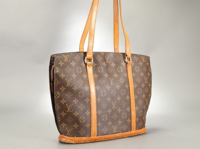 Louis Vuitton - L12-3 Babylon M51102 Shoulder bag Tote bag