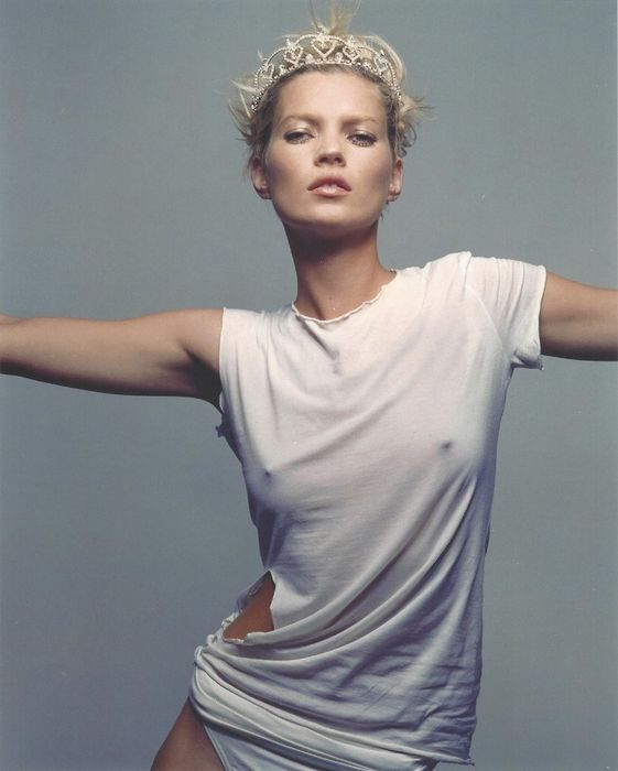 Craig McDean (1964-) - Kate Moss Fashion Publication Photo