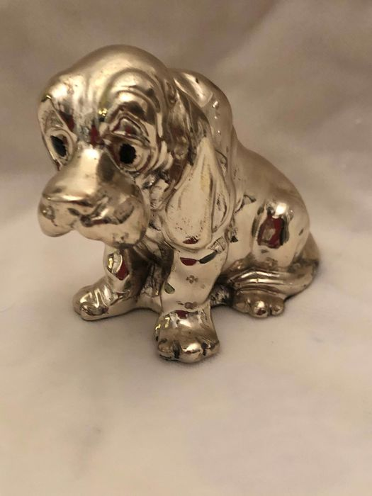 Figurine(s) - Silverplate