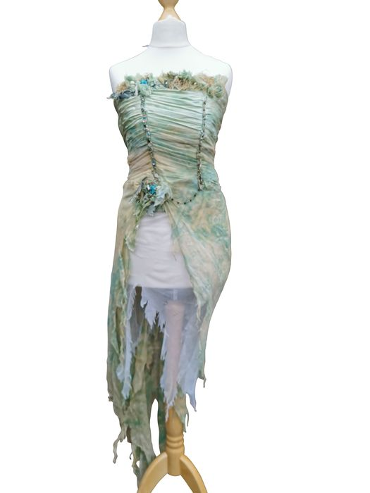 Trash Couture by Ann Wiberg - Robe - Taille: XS