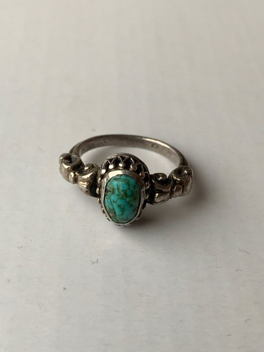 Silver - Ring Turquoise