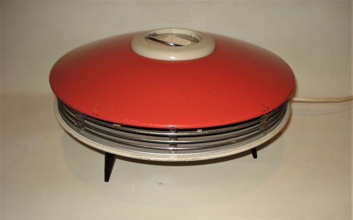 ITHO - Fan Heater - in the form of a UFO