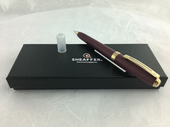 Sheaffer - Preludio Lápiz Lacado Rojo Mate