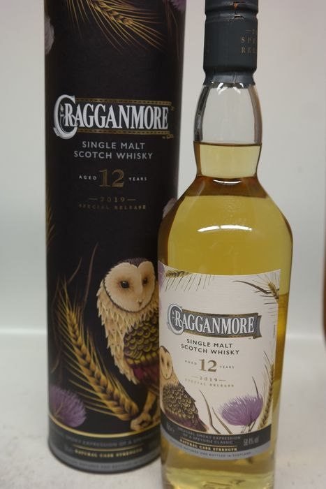 Cragganmore 12 years old Special 2019 Release - Original bottling - 0.7 Ltr