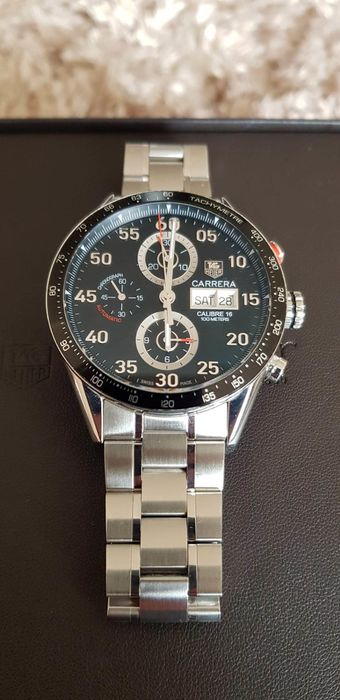 TAG Heuer - Carrera Chronograph Calibre 16 - Ref. CV2A10 - Men - 2016