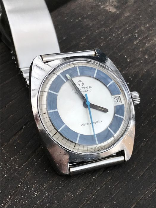 Certina - Waterking 215 certidate automatic - Homme - 1960-1969