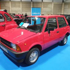 Innocenti - Mini 3 SL with 36 km! - 1982