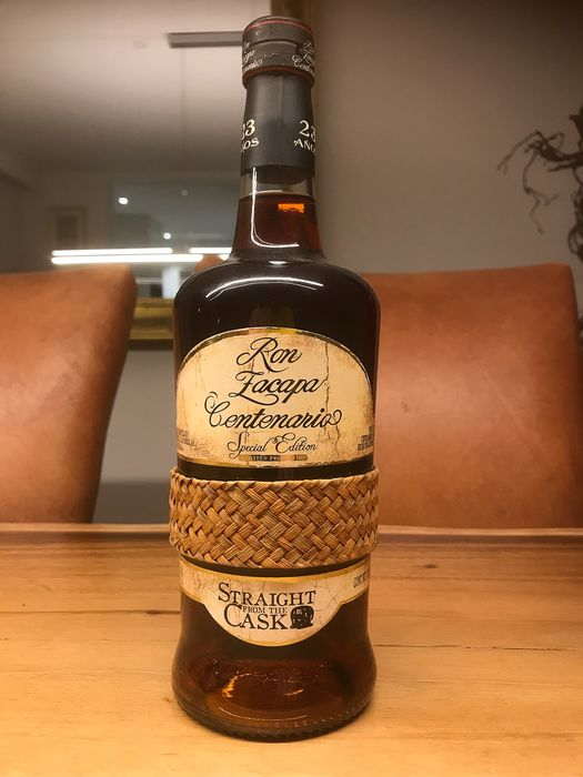 Zacapa 23 years old - Centenario Straight from the Cask - 70cl