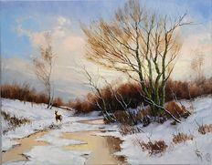 Jacek Łącki  - Winter watering place