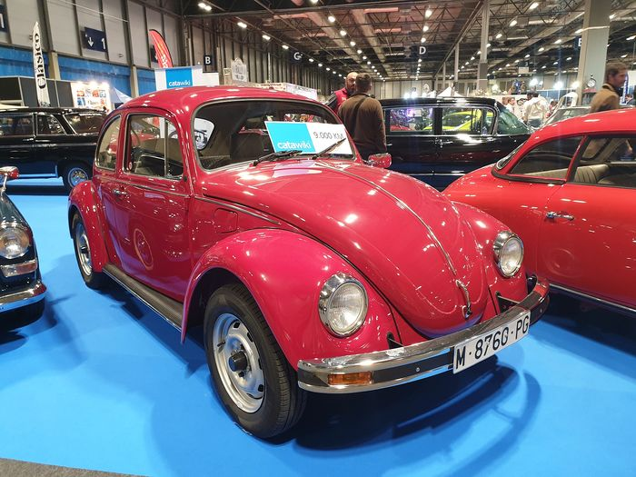 Volkswagen - Beetle 1600 with only 8000 km - 1992