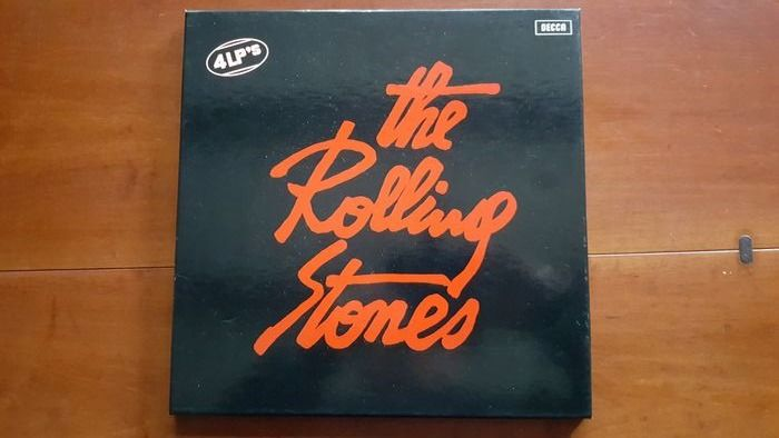 Rolling Stones - The Rolling Stones  - 4 LP doboz - 1978/1978