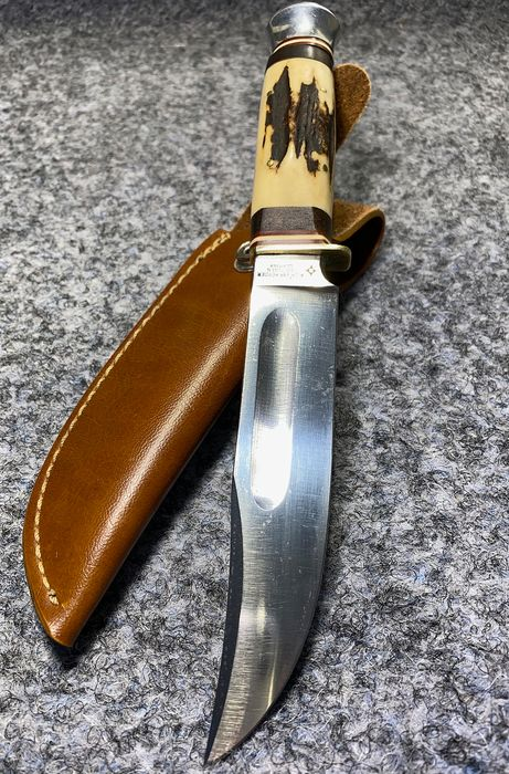 Allemagne - Unused German Hunting Knife RICH.ARB.HERDER SOLINGEN - Second Half Of 20th Century - Hunting - Couteau