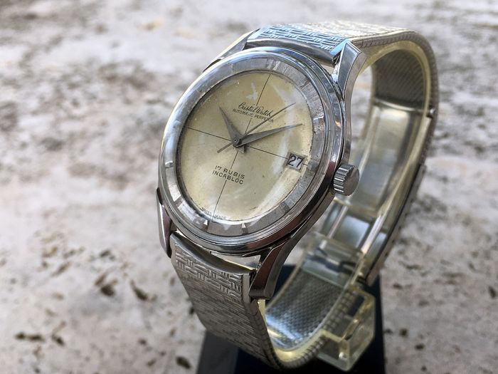 Crystal Watch - Router - 1315A - Homem - 1960-1969