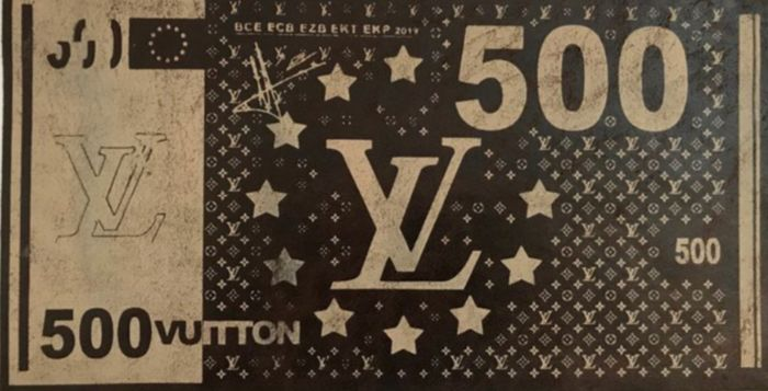 CANNED  - 500 Vuitton