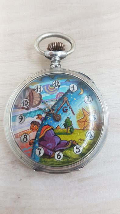 Masonic - Pocket watch - Unissexo - 1901-1949