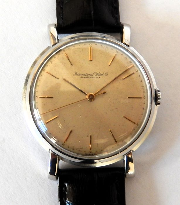IWC - Cal 89 - Homme - 1950-1959