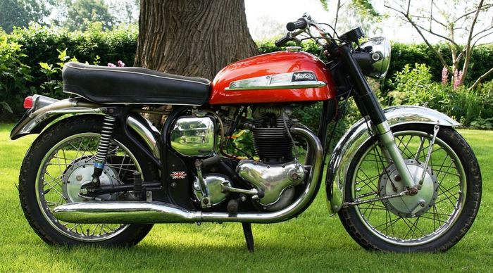 Norton - Atlas - 750 cc - 1965