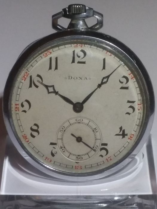 Doxa - pocket watch NO RESERVE PRICE - Homem - 1901-1949