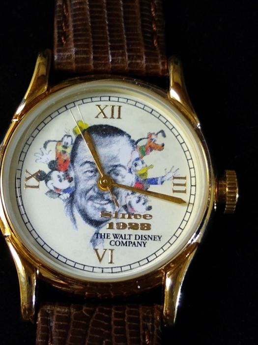 Walt Disney - Limited Edition Watch - 75 Year Celebrating Love & Laughter  #0410