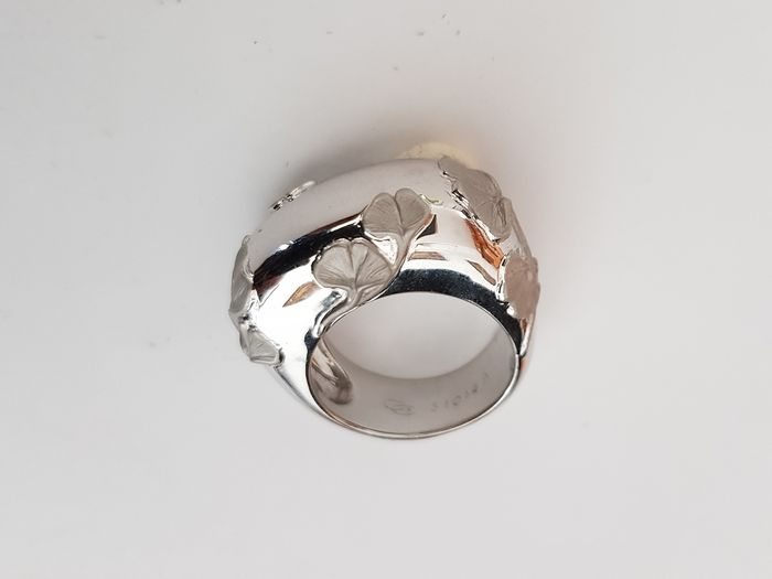 Carrera y Carrera - 18 kt. White gold - Ring