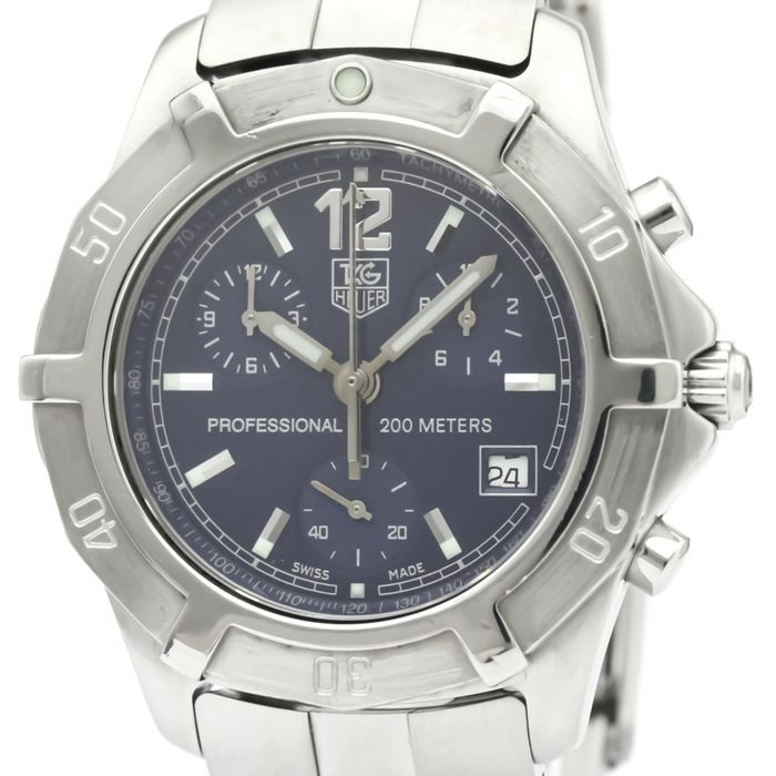 "TAG Heuer - Professional 200m - ""NO RESERVE PRICE"" - CN1112 - Homem - ."