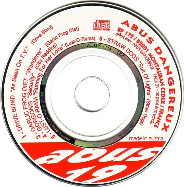 20 CD's Various Punk bands - Multiple artists - Multiple titles - CD's - 1992/2007