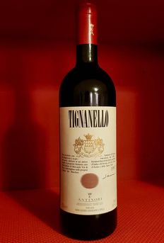 1997 Tignanello - Marchesi Antinori - Supertoscanare - 1 Flaska (0.75 l)