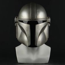 Star Wars - The Mandalorian - Oggetto Adult Helmet - Scale 1:1