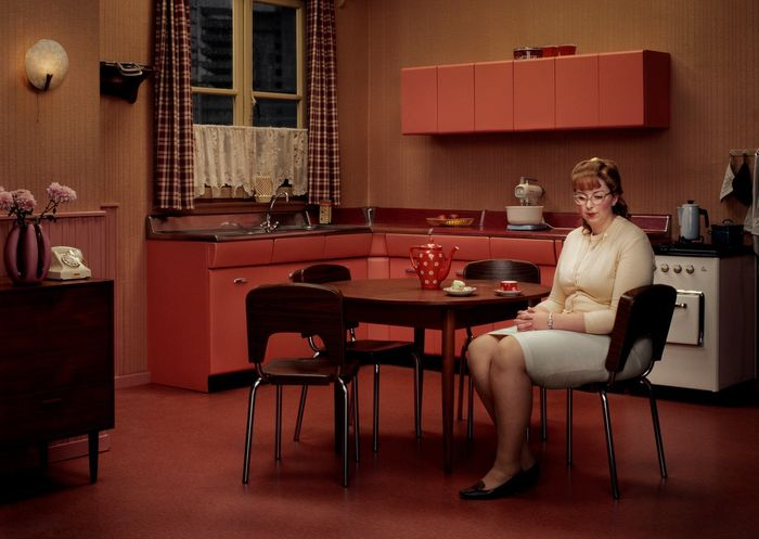 Erwin Olaf (1959-) - The Kitchen, Hope series