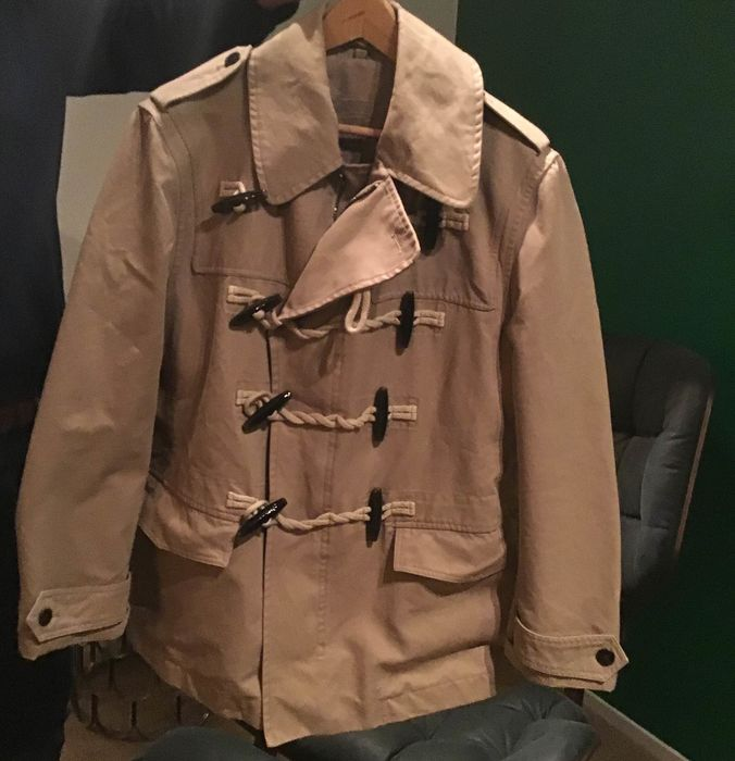 Burberry - Cape, Manteau - Taille: XXL