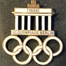 Olympic Games - 1936 - Pin