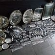 Christofle Silver Plated Object Auction