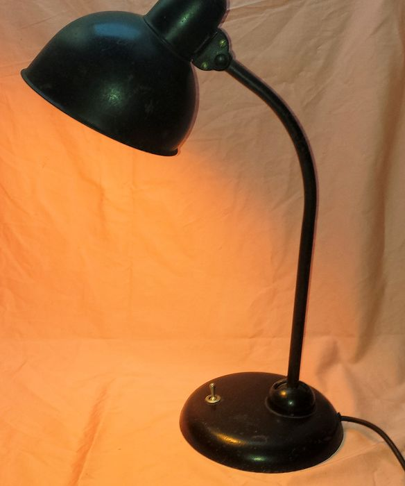 Christian Dell Kaiser Idell Desk Lamp 1 6556 T Catawiki