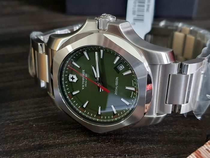 Victorinox Swiss Army - Army military I.N.O.X - 2417 - Heren - 2011-heden