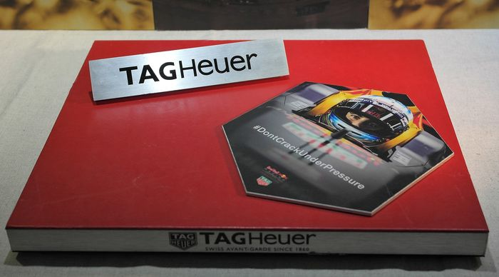TAG Heuer - display expositor Parts - for watches relojes montres - Homme - 2000-2010