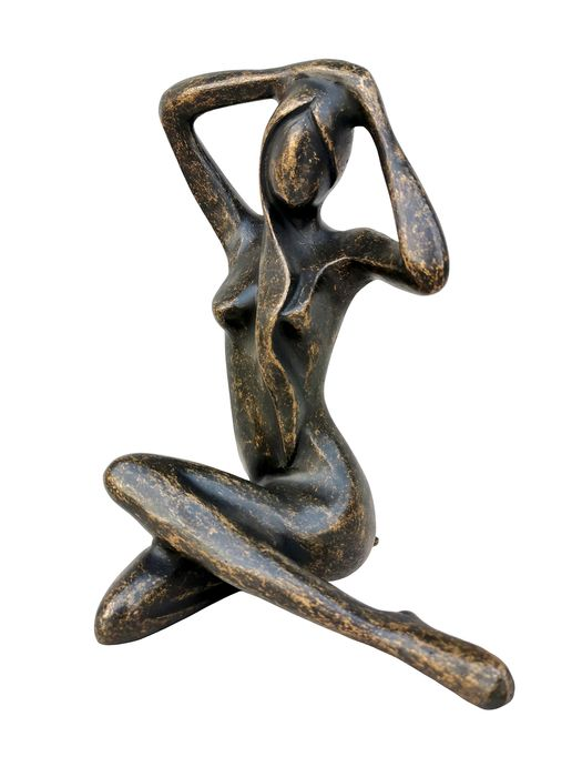 Ben Wouters - Sculpture - Bronze