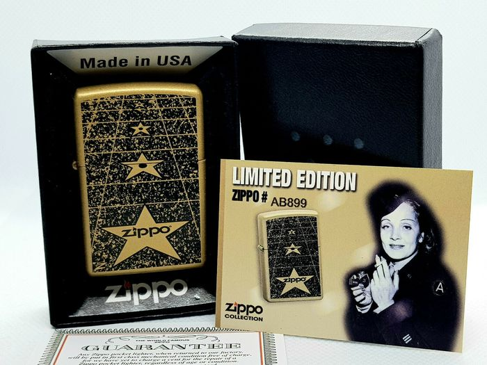 Zippo - Hollywood Walk of Fame Star Limited edition