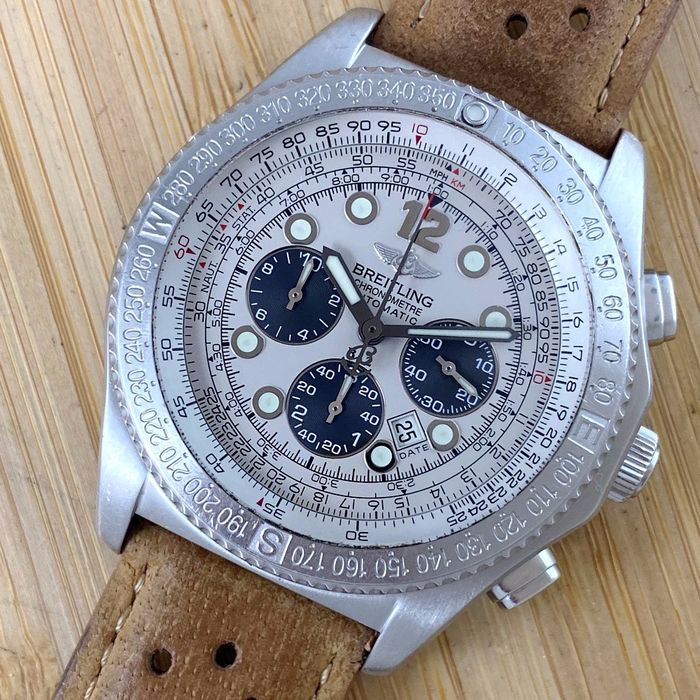Breitling - B-2 Chronograph  - Ref. A42362 - Homme - 1990-1999