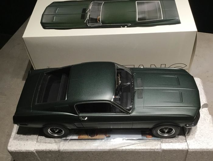 Norev - 1:12 - Ford Mustang Fastback - 1968