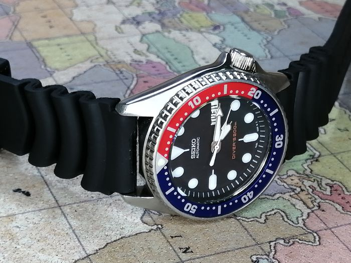 Seiko - Automatic Diver's  - 403611 - Homme - 1980-1989