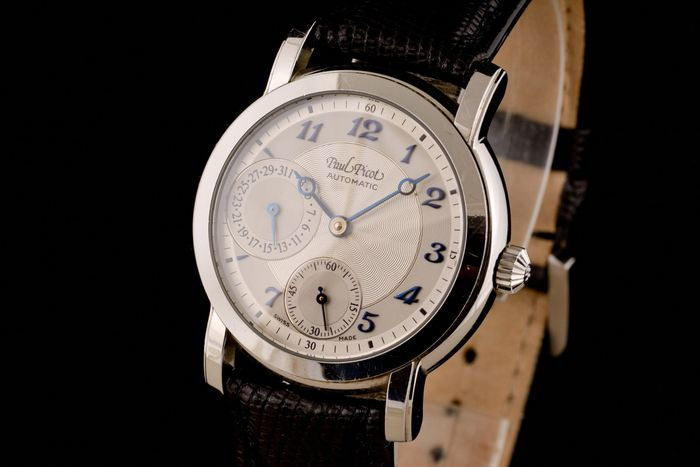 """Paul Picot - Firshire Calendar Automatic - """"NO RESERVE PRICE"""" - 4071 - Unisexe - 2000-2010"""